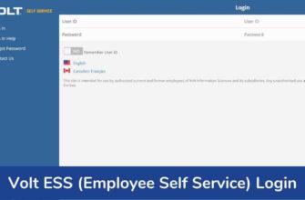 Volt ESS Login – Volt Employee Self Service Login – Volt ESS Portal